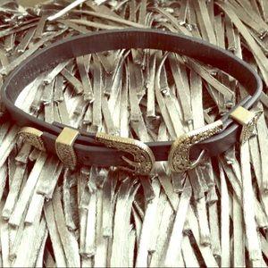 Zara Jewelry - Belted choker